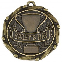 Medals By Activity