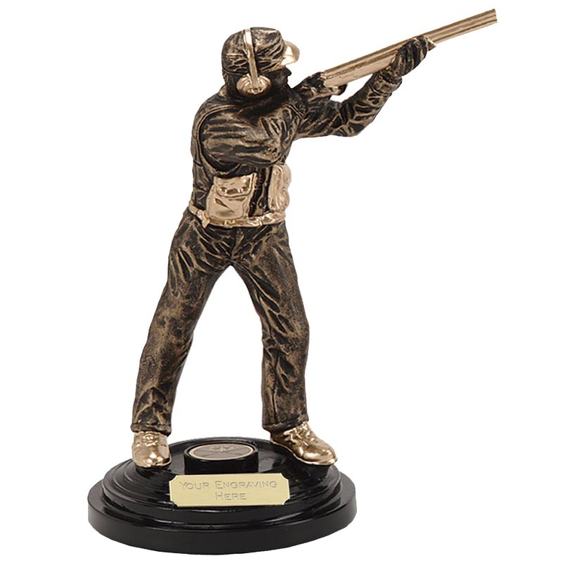 Clay Pigeon Shooting Trophies