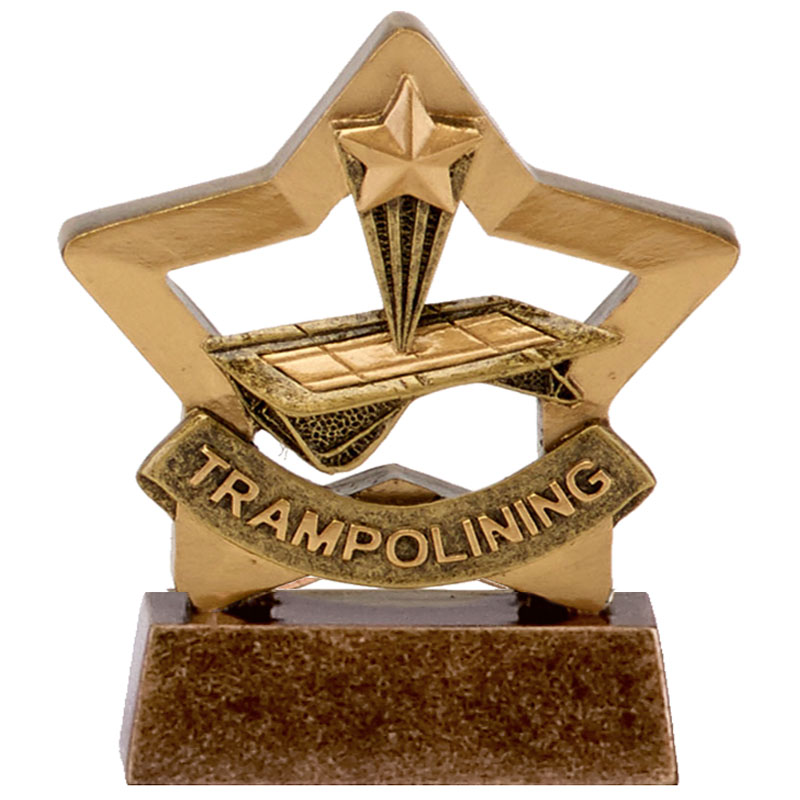 Trampolining Trophies