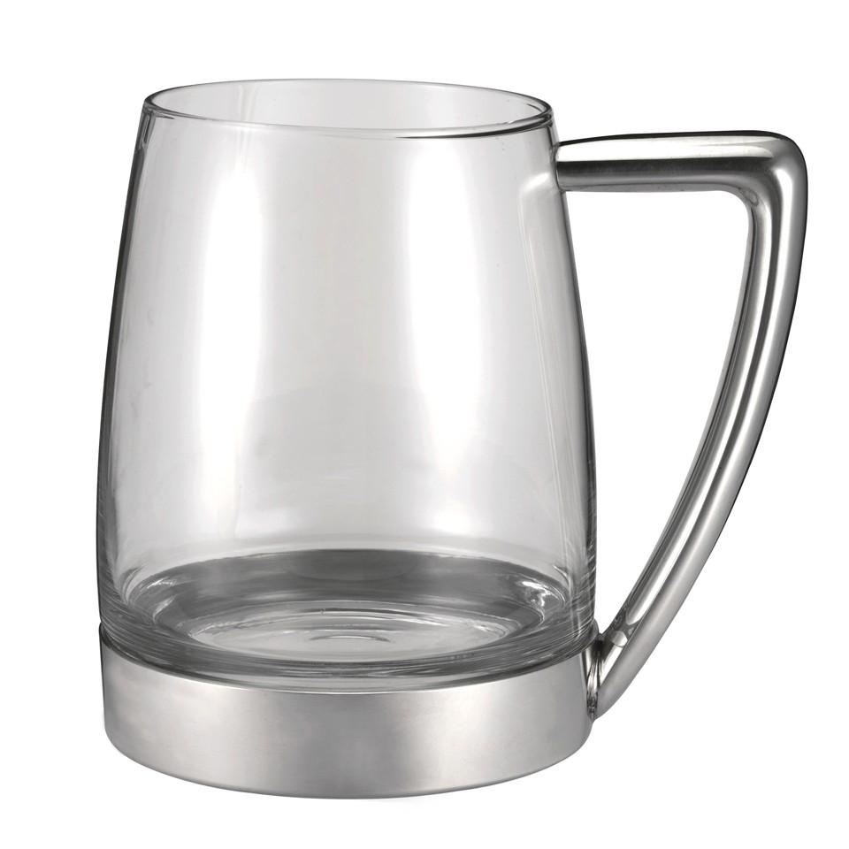 Glass Bottom Tankard, Modern
