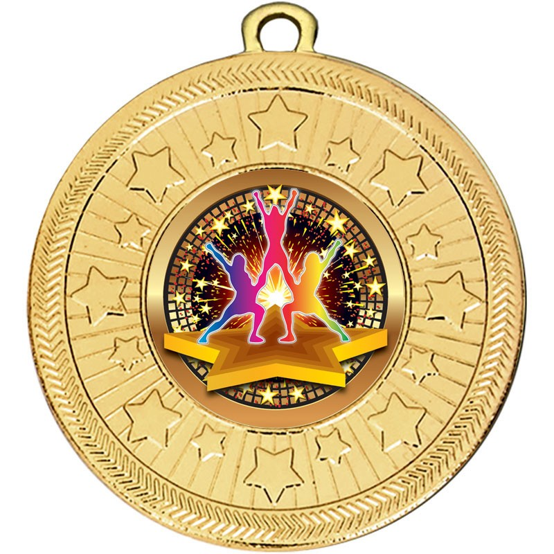 VF Star Cheer Medal