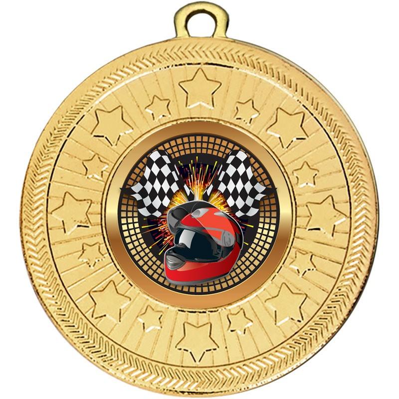 VF Star Racing Medal