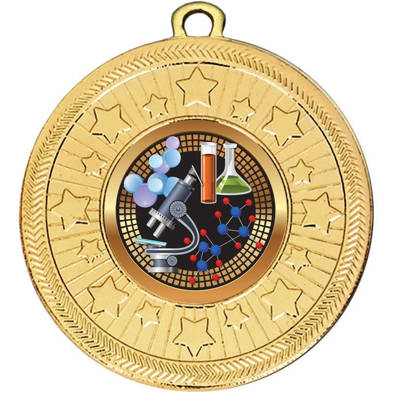 VF Star Science Medal