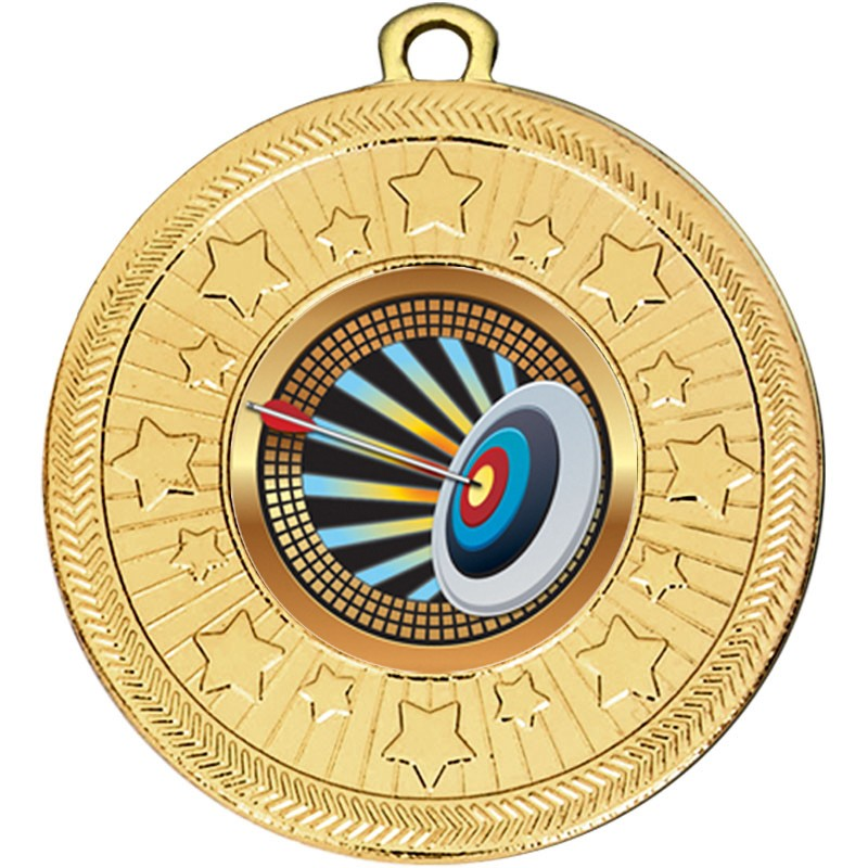 VF Star Archery Medal