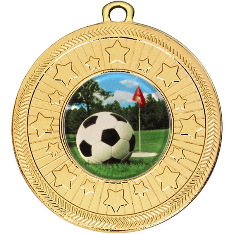 VF Star Foot Golf Medal