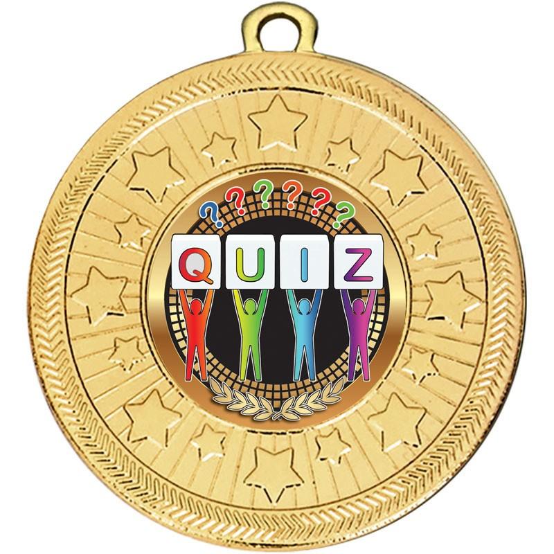 VF Star Quiz Medal