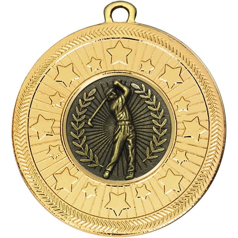 VF Star Golf Medal