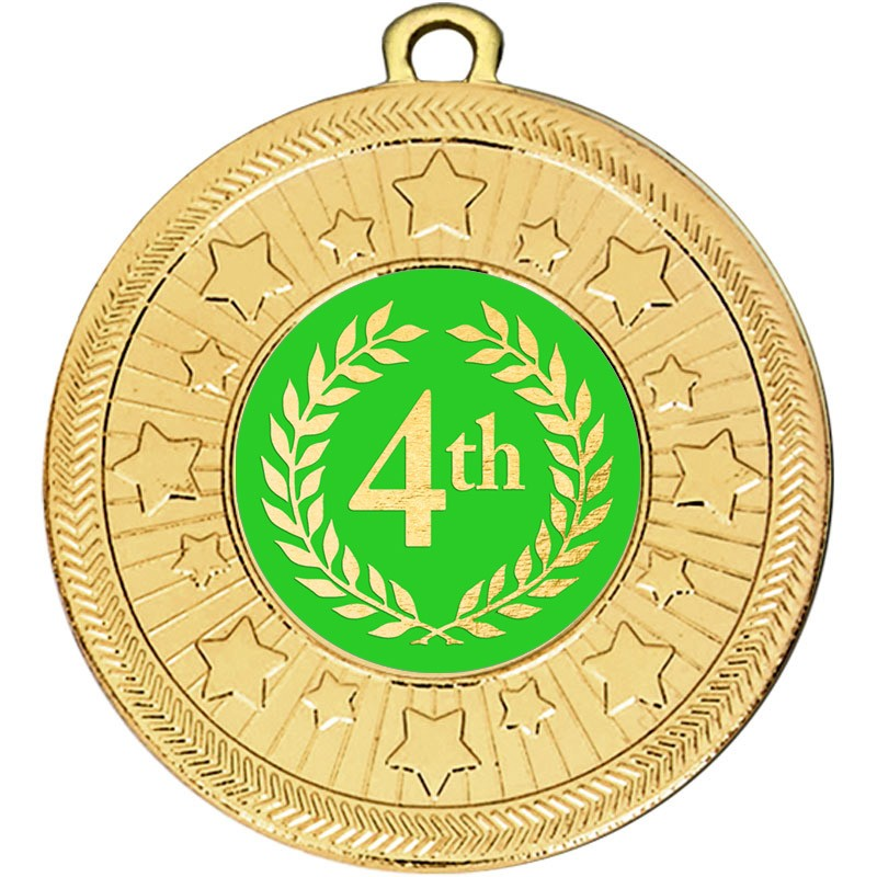 VF Star 4th Medal