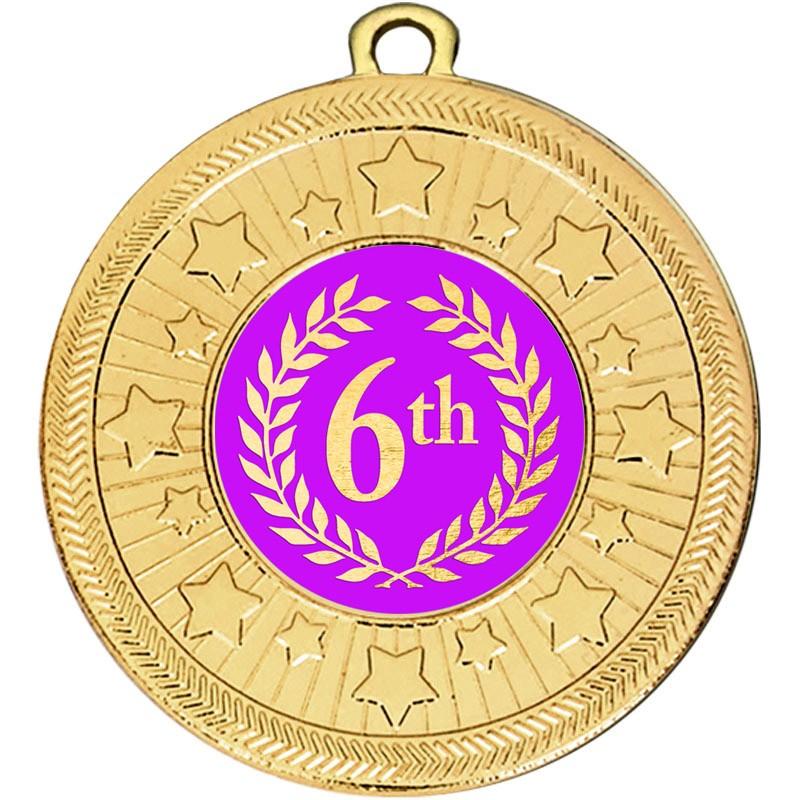 VF Star 6th Medal
