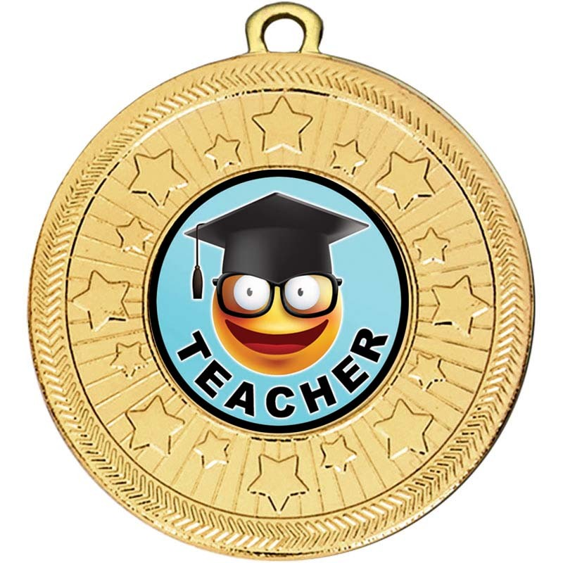 VF Star Teacher Medal