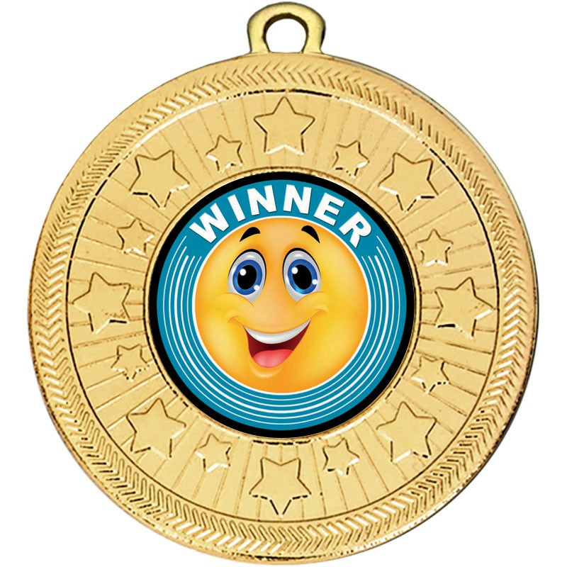 VF Star Winner Medal