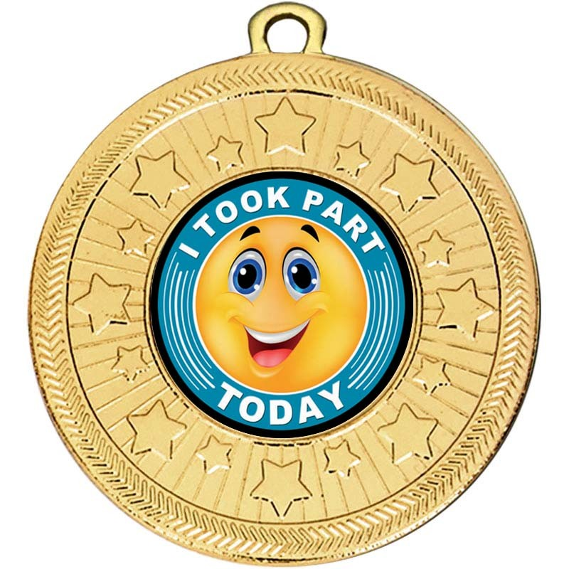 VF Star 'I Took part' Medal