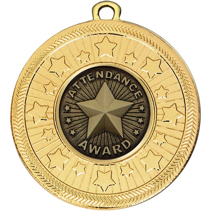 VF Star Attendance Medal