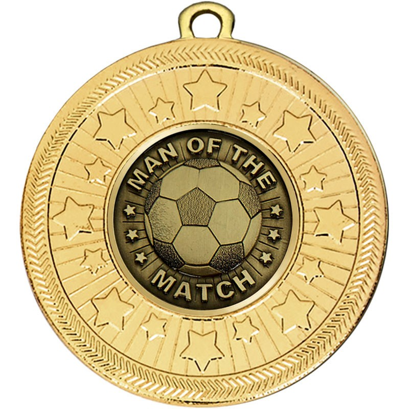 VF Star Man of the Match Medal