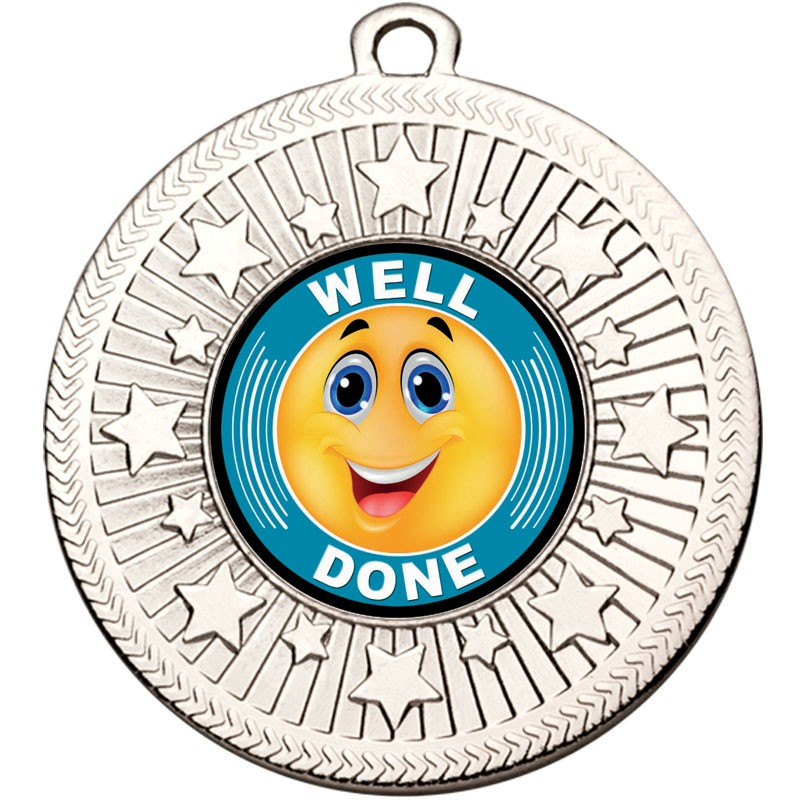 VF Star Well Done Medal