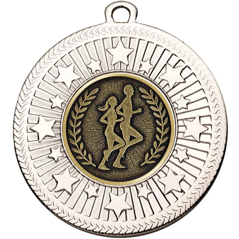 VF Star Unisex Running Medal