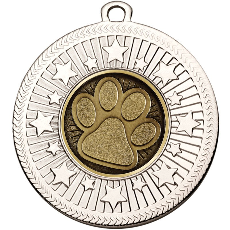 VF Star Dog/Cat Medal