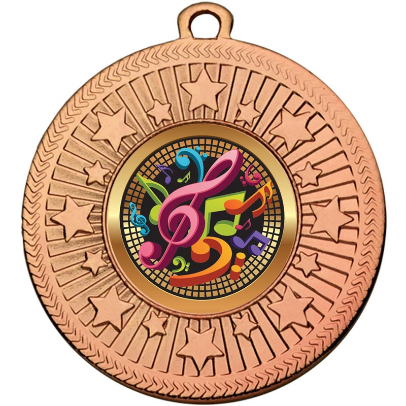 VF Star Music Medal