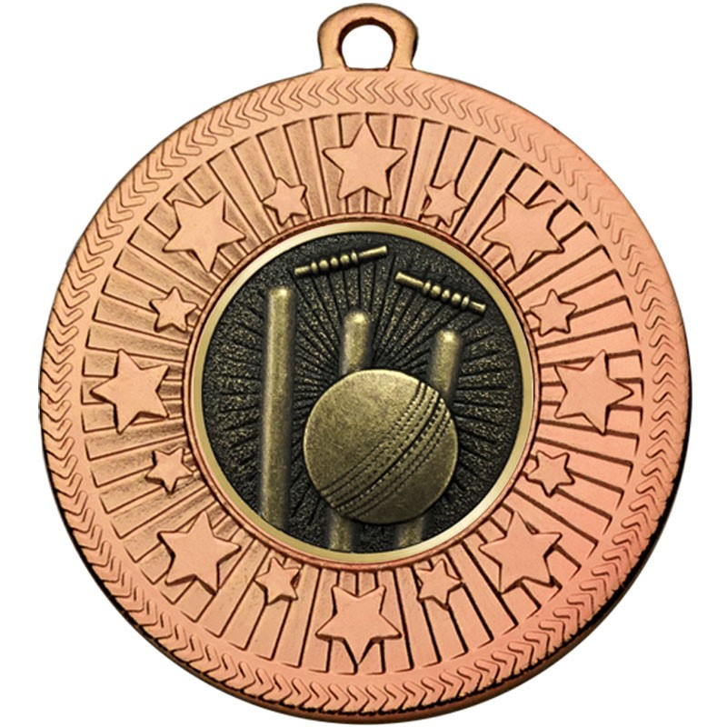 VF Star Cricket Medal