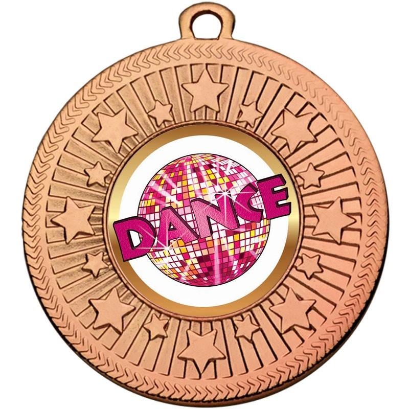 VF Star Dance Medal