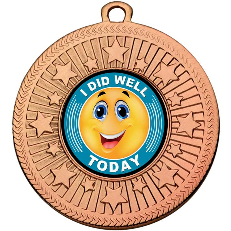 VF Star ' I did well' Medal