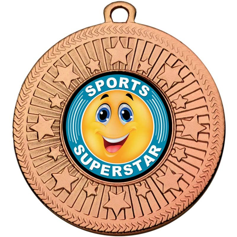 VF Star Sports Superstar Medal