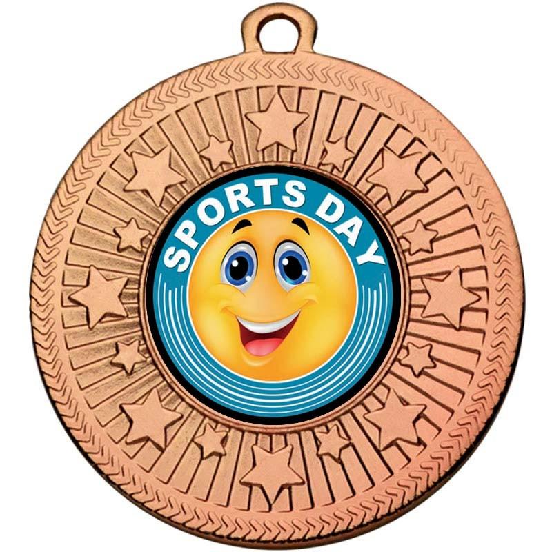 VF Star Sports Day Medal