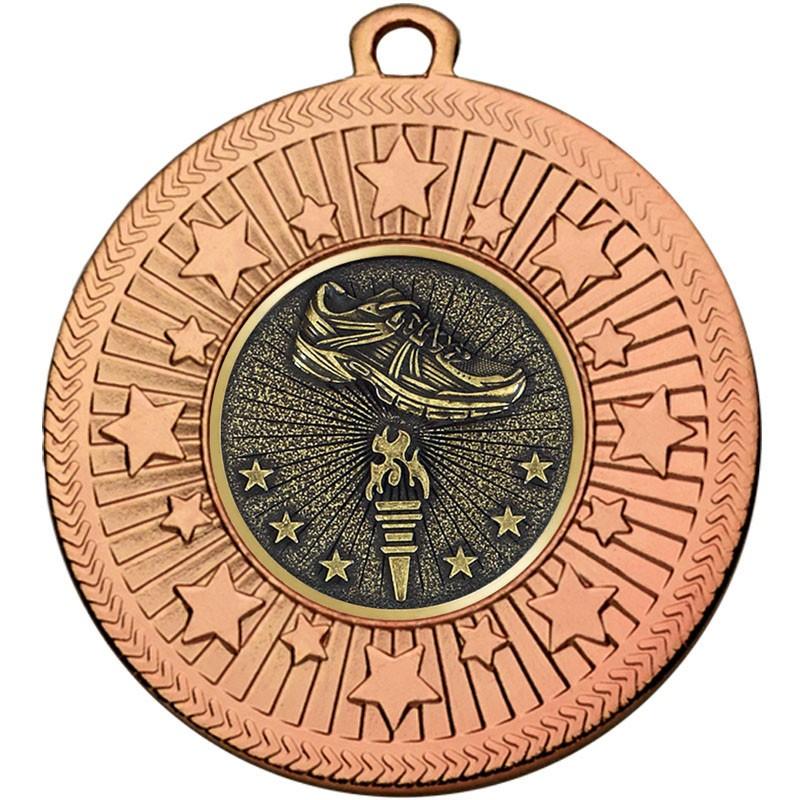 VF Star Running Shoe Medal