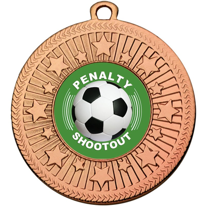 VF Star Penalty Shoot out Medal