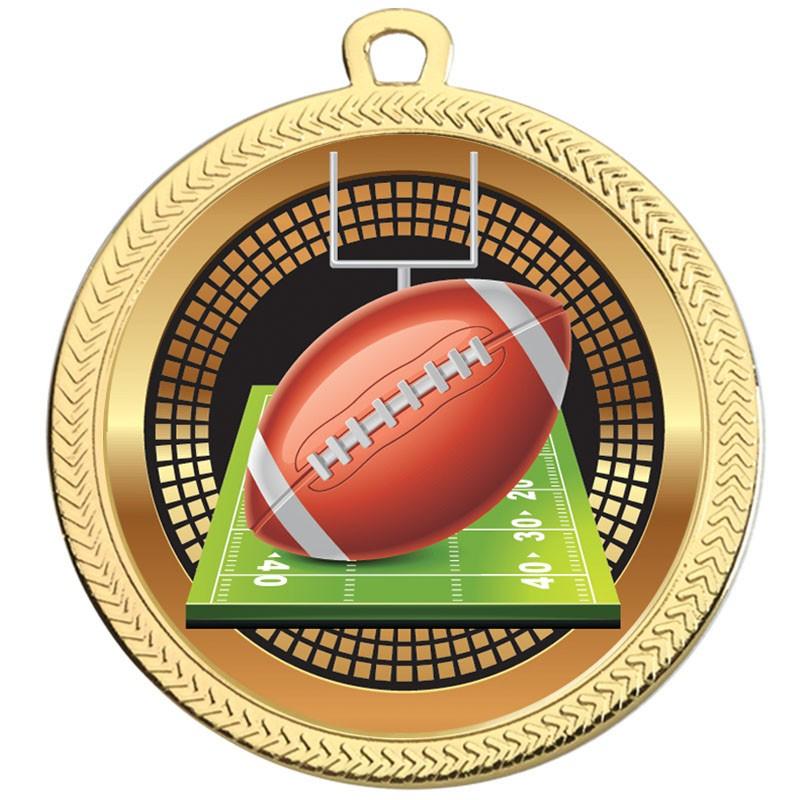 VF60 American Football Medal