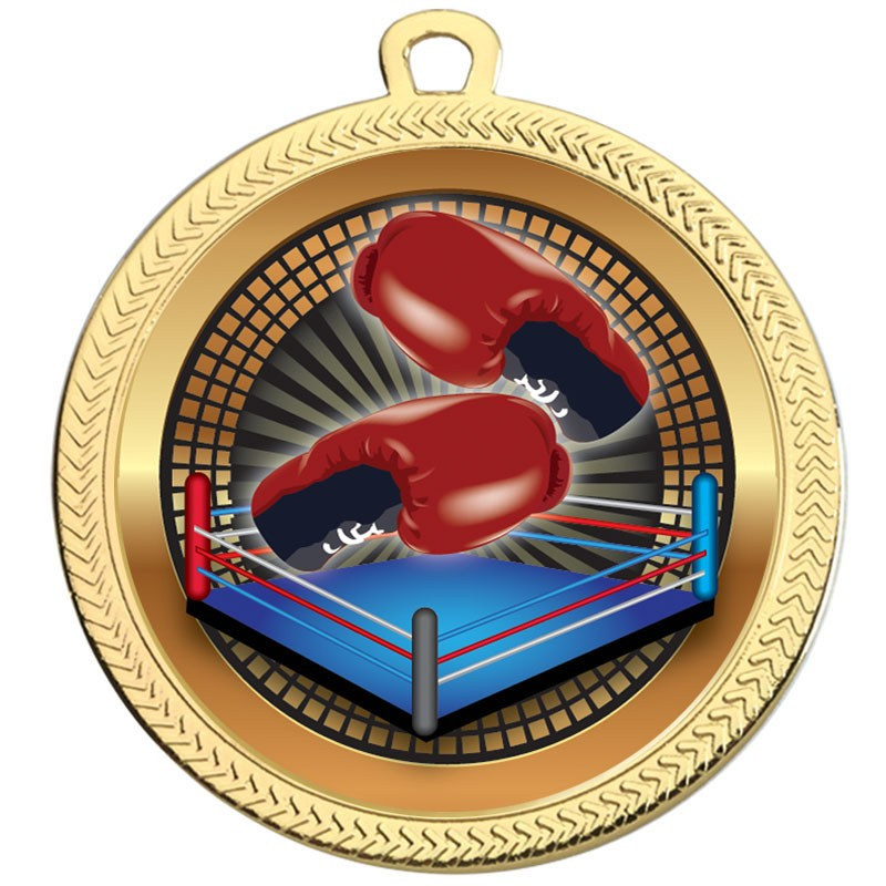 VF60 Boxing Medal