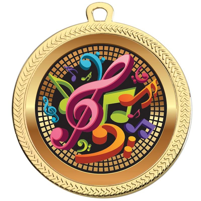 VF60 Music Medal