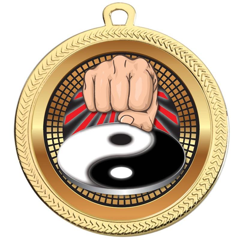 VF60 Martial Arts Medal