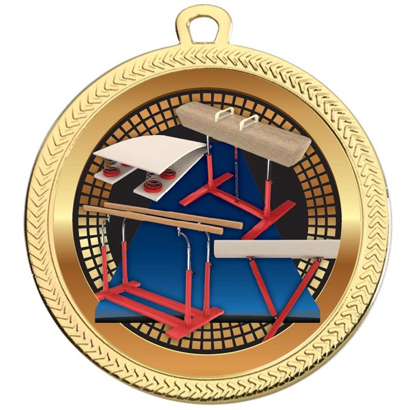 VF60 Gymastics Medal