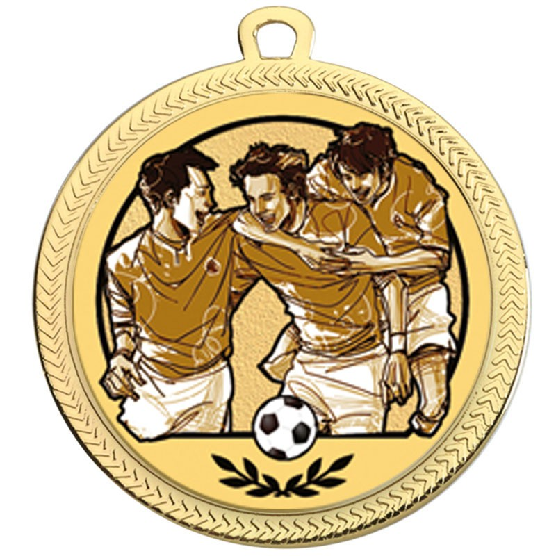 VF60 Football Kids Medal