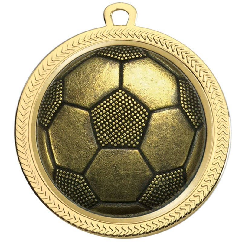 VF60 Football Boot & Ball Medal