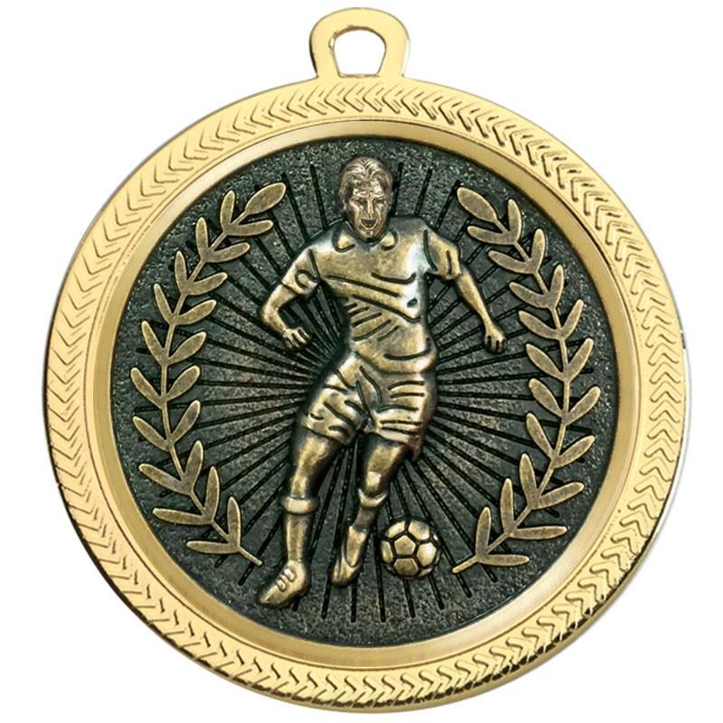 VF60 Football Medal