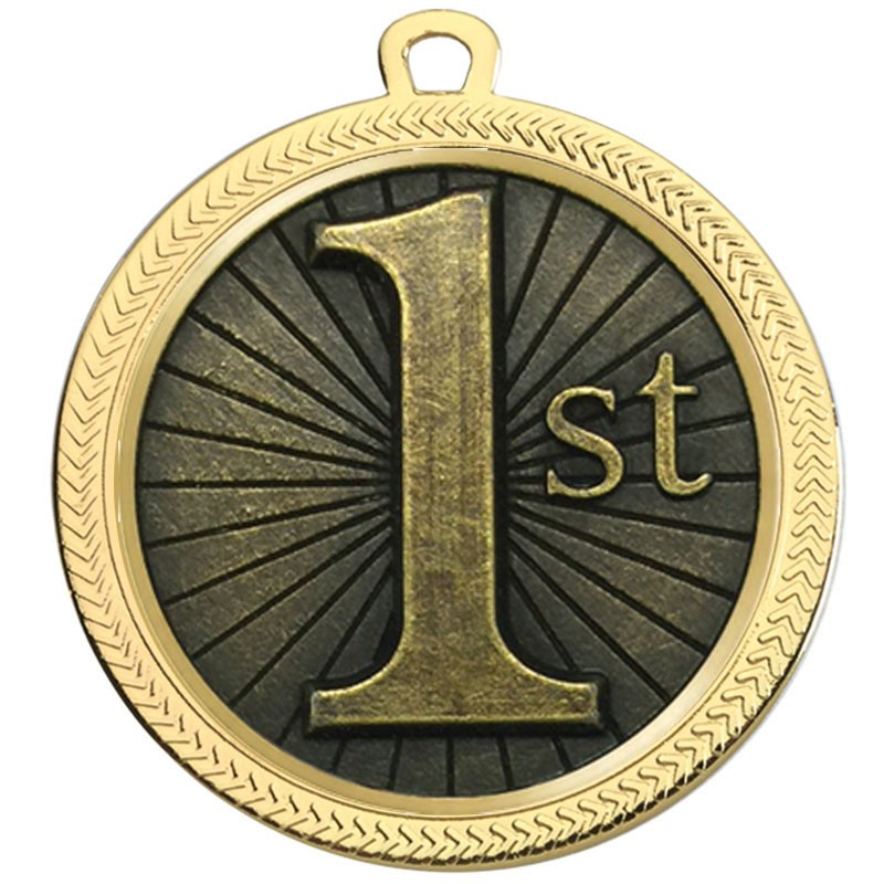 VF60 1st Medal