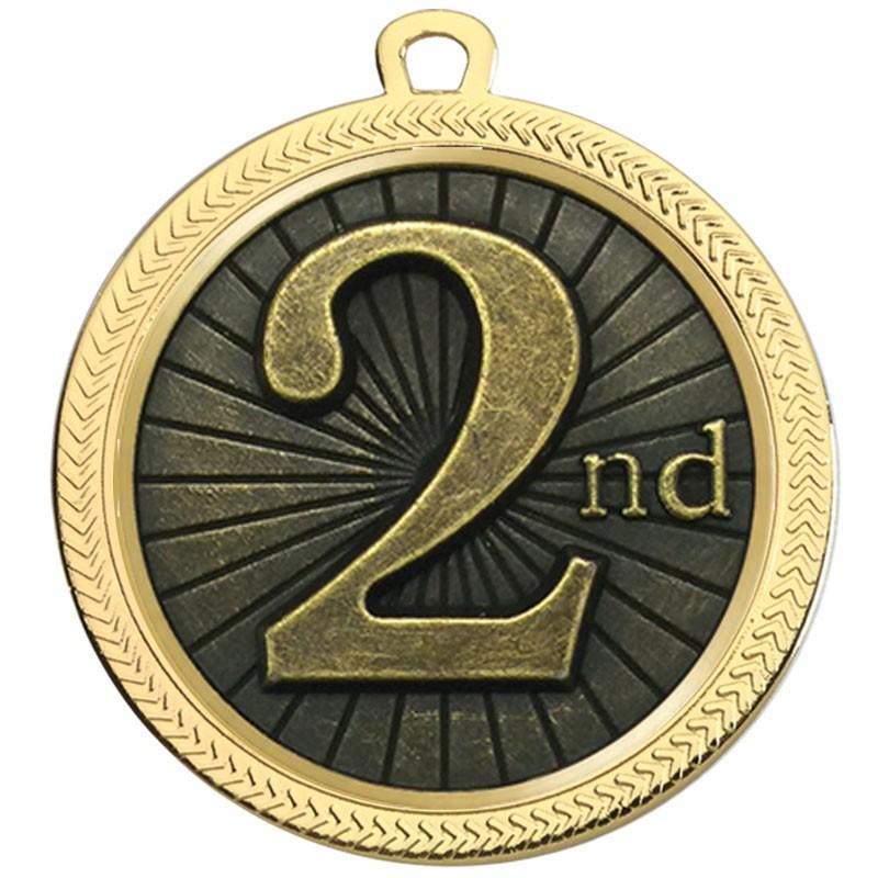 VF60 2nd Medal