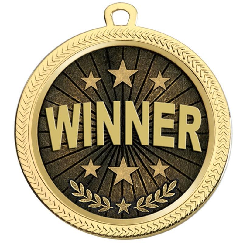 VF60 Winner Medal