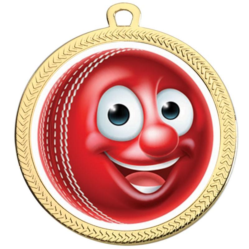VF60 Cricket Medal