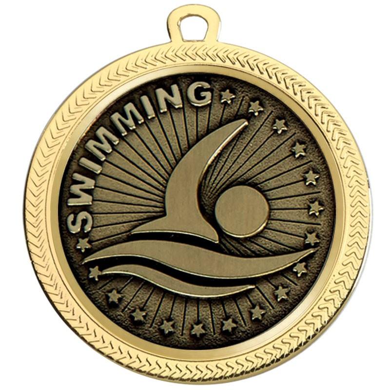 VF60 Swimming Medal