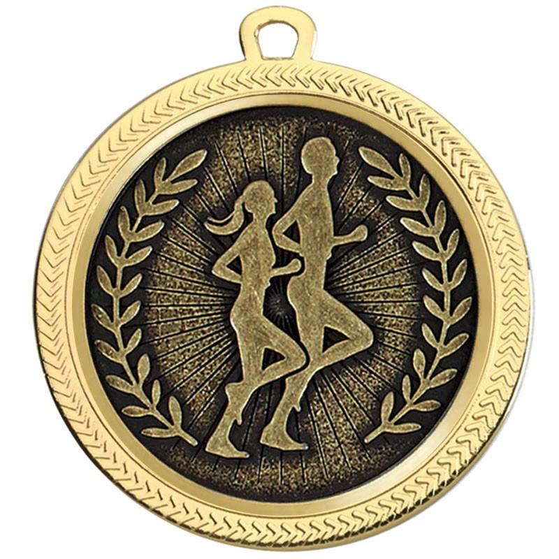 VF60 Unisex Running Medal