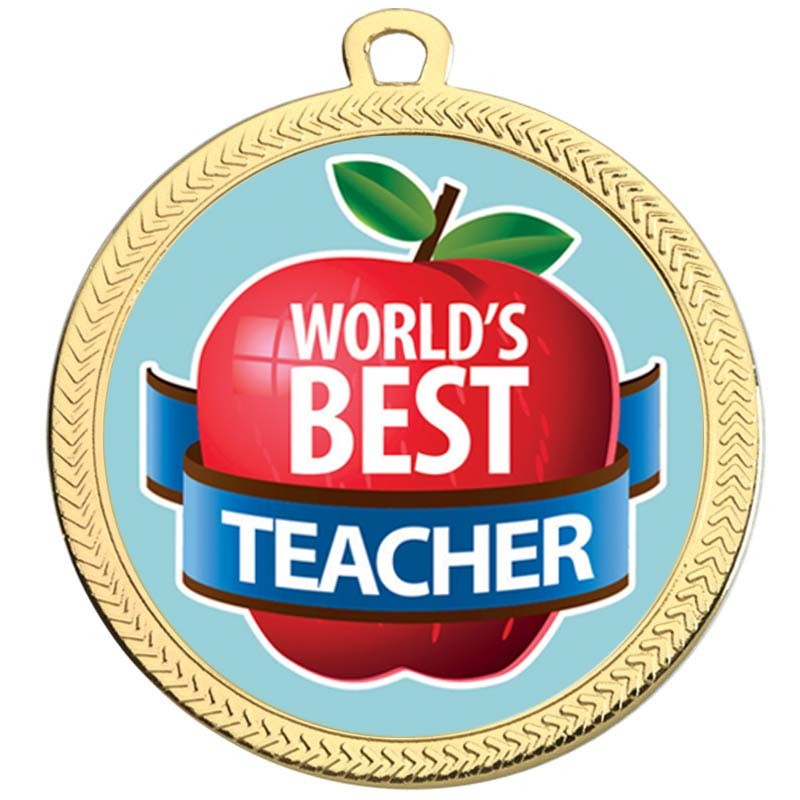 VF60 Teacher Medal