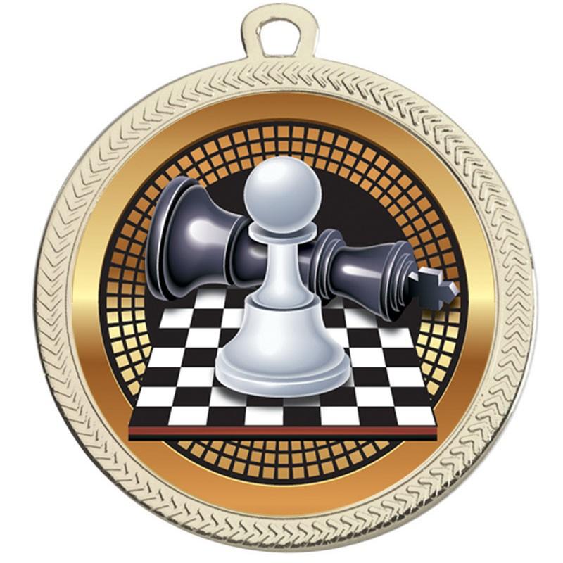 VF60 Chess Medal