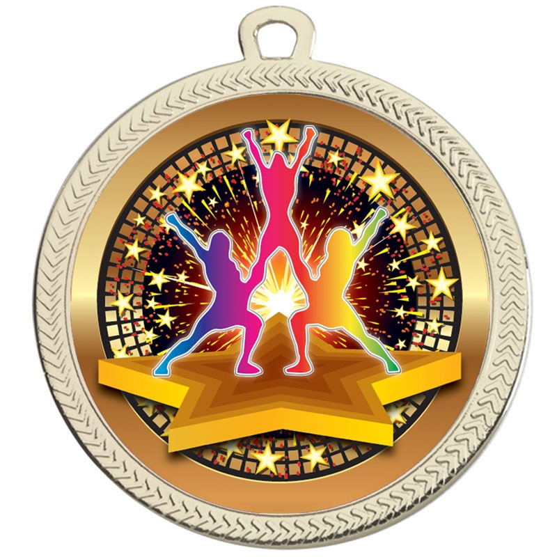 VF60 Cheer Medal