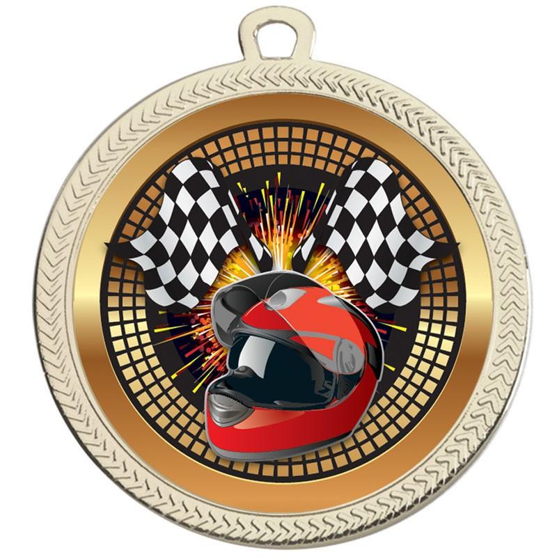 VF60 Racing Medal