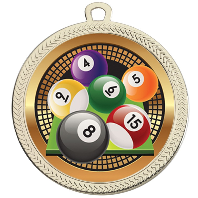VF60 Pool/snooker Medal