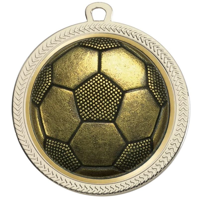 VF60 Football Boot & Ball Medal