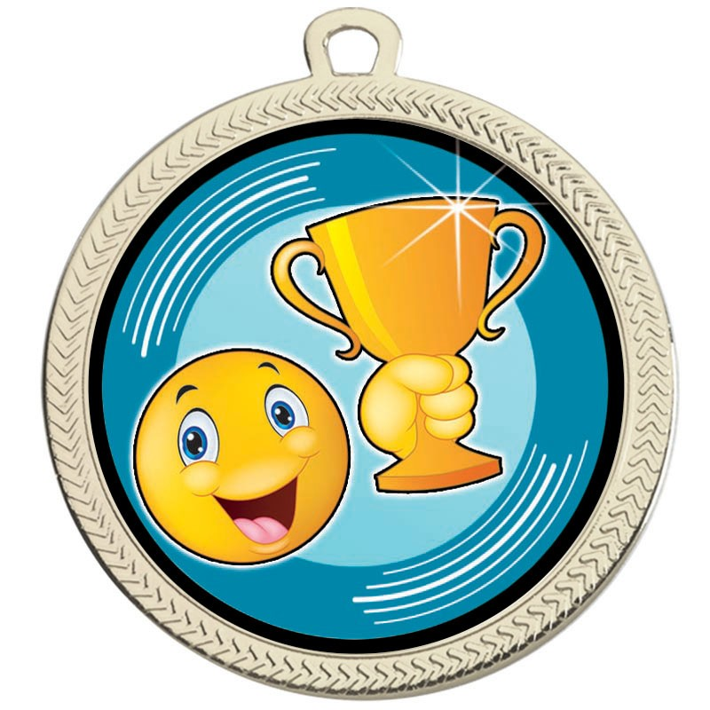 VF60 Smiley Cup Medal